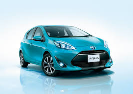 Toyota Aqua Toyota Aqua Aka The Prius C Gets A Facelift And A New Crossover