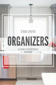 Pinterest Kitchen Organization Ideas 490 Best Kitchen Organization And Cleaning Tips Images On