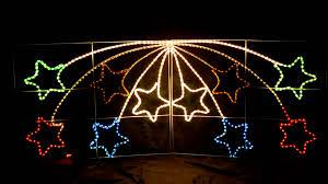 starlight led christmas lights stylish and peaceful christmas light star giant shooting outdoor