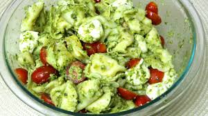 how to make tortellini pasta salad recipe in the kitchen with