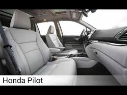 Honda Pilot Interior Photos New 2018 Honda Pilot Interior Design Youtube