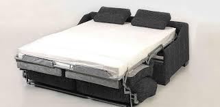 canapé lit quotidien couchage 120 sans accoudoir théo