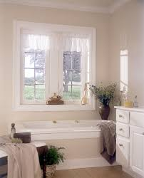 decorative windows for bathrooms bathroom window treatments best