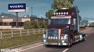 volvo vnl 780 blue truck farming simulator 2017 2015 15 17 volvo vnl670 for ats v1 3 by aradeth mod for american truck