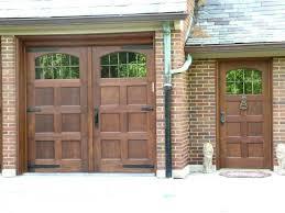 Wood Overhead Doors Custom Wood Garage Doors 1 Jpg