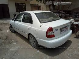 hyundai accent cng average used hyundai accent executive in gurgaon 2011 model india at best