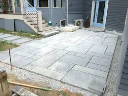 Irregular Stone Patio Patio Ideas Blue Stone Patio Cost Morning Dew Irregular