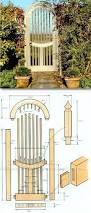Garden Arch Plans by 34 Best Gates Images On Pinterest Windows Wooden Garden Gate