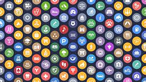 Google Map Icons Apple U0027s Spotlight Location Icons Mercury Intermedia Blog