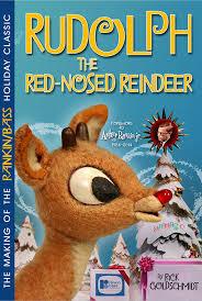 making rudolph red nosed reindeer miser bros press