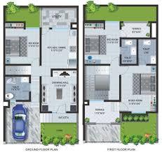 houses plan row house plan services service provider from mumbai regarding