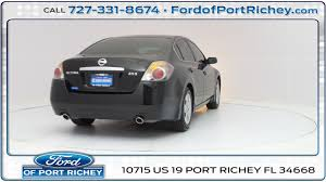 used 2007 nissan altima 2 5 s for sale in port richey fl near