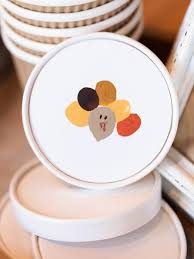 thanksgiving melamine plates setting up the perfect thanksgiving table for kids hgtv u0027s