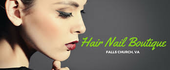 home of hair nail boutique falls church hair nail boutique