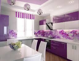 cuisine mauve une cuisine de couleur mauve lilas