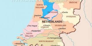 map netherlands europe map netherlands netherlands map europe western europe