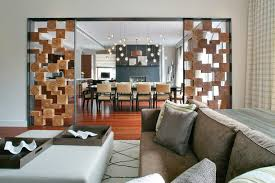 eclectic screens and room dividers dining room contemporary with