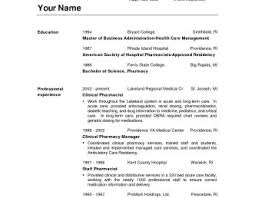 pharmacy resume exles retail pharmacist resume exles exle of www omoalata sle