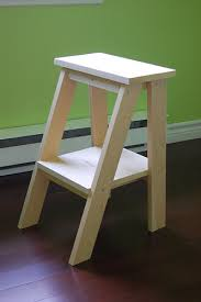 How To Make A Cheap End Table by Ana White Super Easy But A Little Tricky Ladder Table Plans