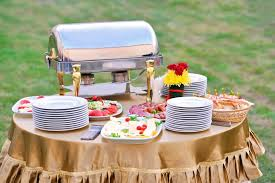 stylish outdoor buffet table design hupehome