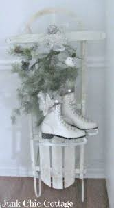White Christmas Craft Ideas by Best 25 Vintage White Christmas Ideas On Pinterest White