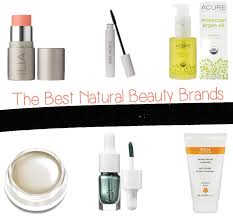 the best natural makeup brands