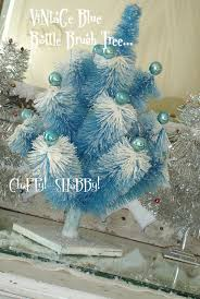 sustainable slow stylish slow christmas vintage artificial trees
