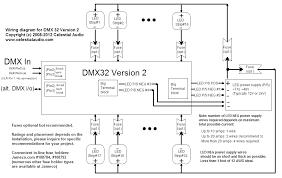 32 channel dmx led dimmer version 2