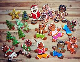 gingerbread ornaments diy gingerbread ornaments a budget friendly christmas