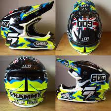 sick motocross helmets watson design co watsondesignco another sick looking helmet wrap
