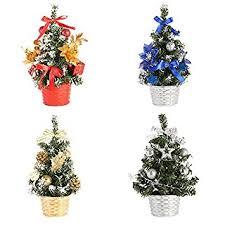 tree decoration home mini artificial