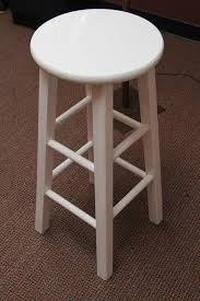 Wood Bar Chairs White Wood Bar Stools Providing Enjoyment In Your Kitchen Counter