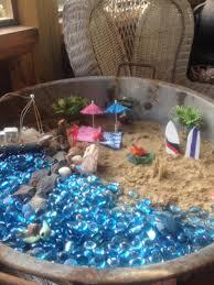 Mermaid Fairy 45 Best Gardening Ideas Mermaid And Beach Themed Fairy Garden