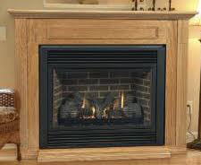 Gas Logs For Fireplace Ventless - aria 36 inch ventless gas fireplace remote ready with wall