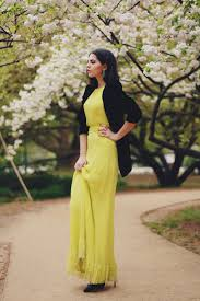 how to wear maxi dresses to work eyes on chic