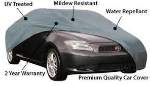honda car cover amazon com honda civic hx premium fitted car cover with storage