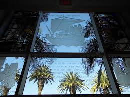 where to find the most stunning stained glass in los angeles kcet