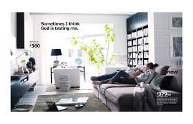 ikea catalog the 2014 ikea catalog edited with absurd and existential quotes