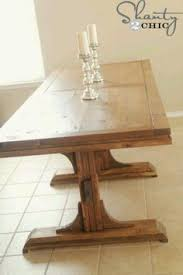 Make Dining Room Table How To Make A Dining Room Table By Hand Dining Room Table Room