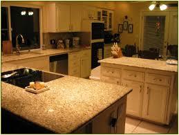 Kitchen Cabinets Cream Color by Astounding Venetian Gold Granite Kitchen Backsplash Featuring L