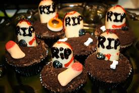 Halloween Muffins Decorations Incredibly Easy U0026 Moist Chocolate Cupcakes U2013 The Quotable Kitchen