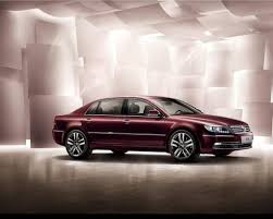 volkswagen china the volkswagen phaeton is actually doing well in china