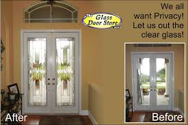 Exterior Door Window Inserts Want Glass Door Inserts Installed In Your Front Door