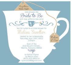 bridal shower tea party invitations bridal shower tea party invites cimvitation