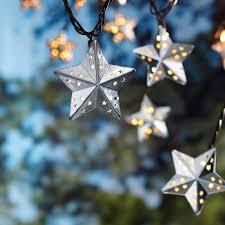 better homes and gardens star string lights 10 count walmart com