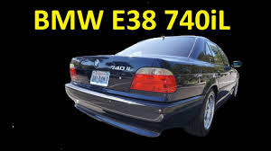 2001 bmw 740il review bmw 740il 7 series e38 for sale interior review