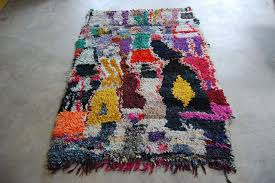 Rugs From Morocco Boucherouite Rugs Rugs Chicago By Hannoun Rugs From Morocco