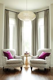 best ideas about bay window decor pinterest find this pin and more curtains drapes tonic living beautiful bay window treatment