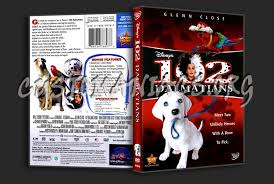 102 dalmatians dvd cover dvd covers u0026 labels customaniacs id