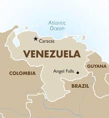Map Of Venezuela Venezuela Geography And Maps Goway Travel
